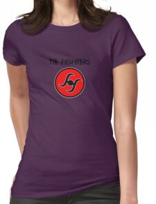 T. Fighters Womens Fitted T-Shirt