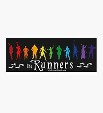 The Runners Photographic Print