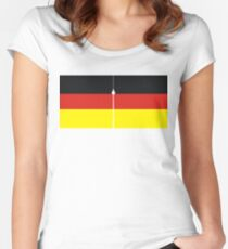 Berlin Women's Fitted Scoop T-Shirt