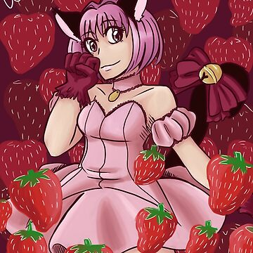 Strawberries by TimeSlug