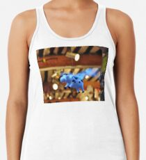 When the cows will fly Racerback Tank Top