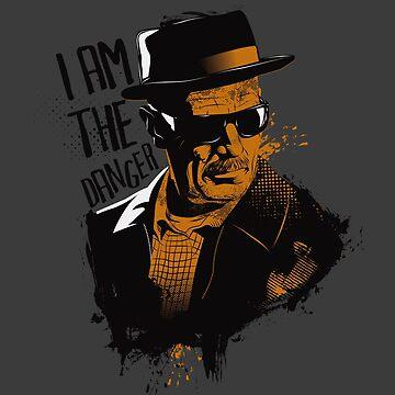 Heisenberg - I AM THE DANGER! by rustenico