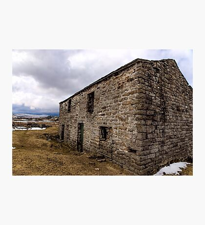 The Barn Swaledale Photographic Print