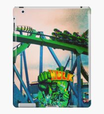 Hulk Coaster iPad Case/Skin