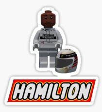 Hamilton Sticker