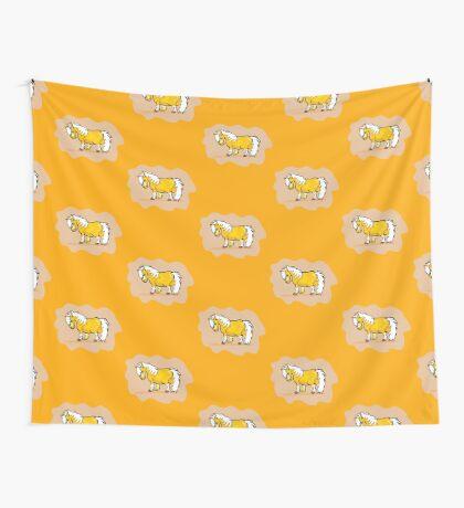 Mini Pony  Wall Tapestry