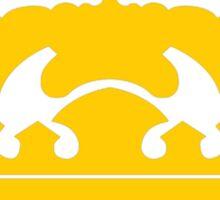 Corona Crown Sticker