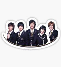 Boys Before Flowers Sticker
