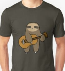 Guitar Sloth T-Shirt