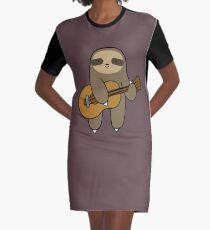 Vestido camiseta Guitarra Pereza