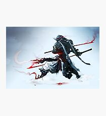 Samurai Spirit III Photographic Print