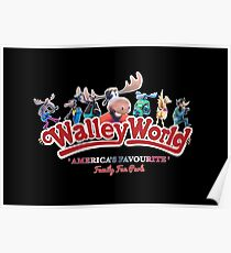 Walley World - America's Favourite Logo Variant Poster