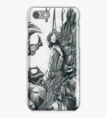 Venom vs. Carnage iPhone Case/Skin
