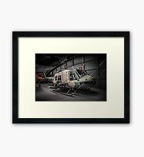 Retired Bushranger Framed Print