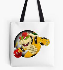 Bowser Tote Bag