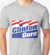 CLINTON/GORE 92-2 T-Shirt