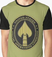 United States Special Operations Command Graphic T-Shirt