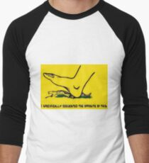 i specifically requested the opposite of this Men's Baseball ¾ T-Shirt