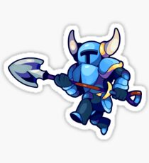 Shovel Knight - Shovel Knight Sticker Sticker