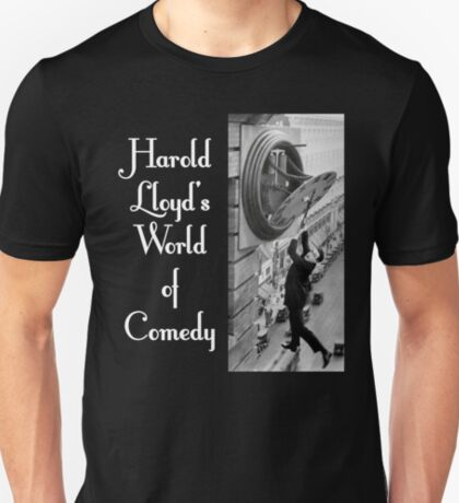 NDVH Harold Lloyd's World of Comedy T-Shirt
