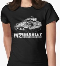 M2 Bradley Womens Fitted T-Shirt