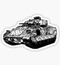 M2 Bradley Sticker