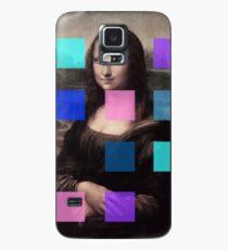 Mona Lisa Modernized Case/Skin for Samsung Galaxy