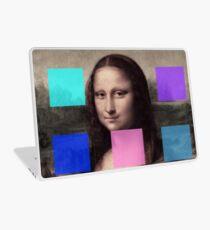 Mona Lisa Modernized Laptop Skin