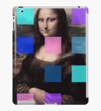 Mona Lisa Modernized iPad Case/Skin