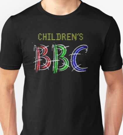 NDVH Children's BBC 1985 T-Shirt