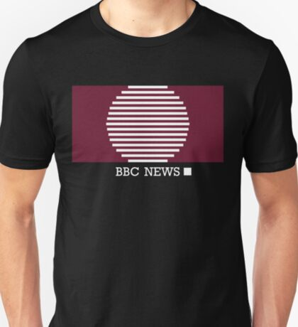 NDVH BBC News T-Shirt