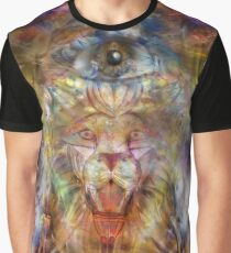 Lion lioness one Graphic T-Shirt