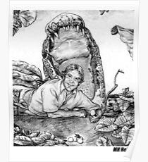 Crocodile Hunter Poster