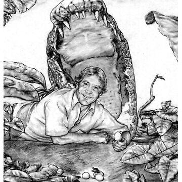 Crocodile Hunter by walterdoe