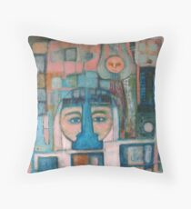 What the Twins thought Throw Pillow