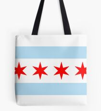 Chicago Chicago That Toddlin' Town Tote Bag