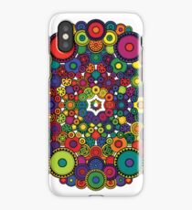 Mandala 39 - The Candy Edition iPhone Case