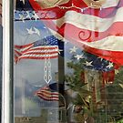 Reflections of Our Flag by Larry Costales