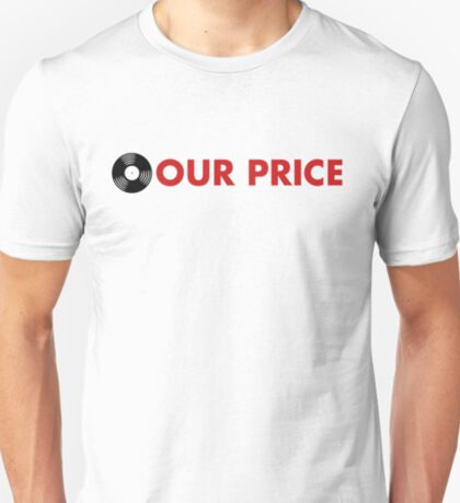 NDVH Our Price T-Shirt