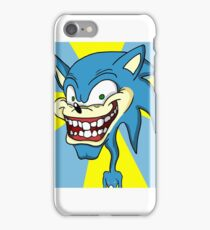 Creepy Sonic iPhone Case/Skin