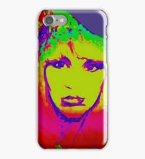 Rainbow Kate iPhone Case/Skin