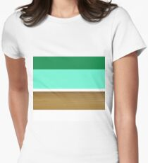Minty Fresh Fitted T-Shirt