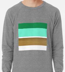 Minty Fresh Lightweight Sweatshirt