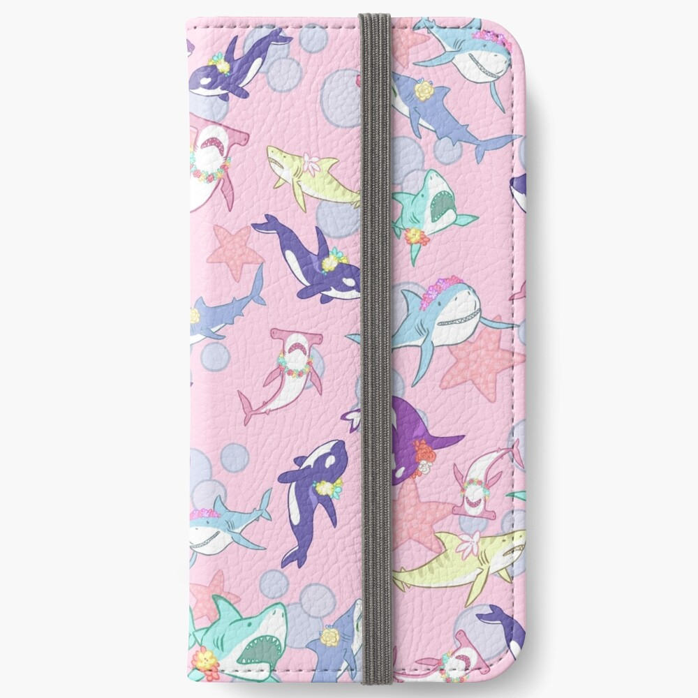 Pretty Deadly iPhone Wallet