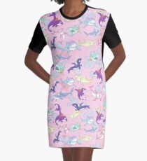 Pretty Deadly Graphic T-Shirt Dress