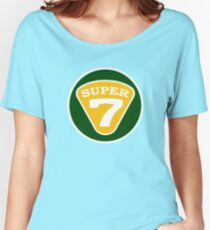 SUPER 7 Lotus Women's Relaxed Fit T-Shirt