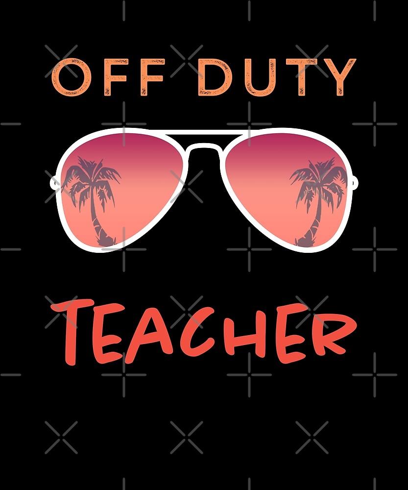 Off Duty Teacher by depresident