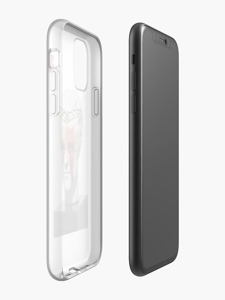 Coque iPhone «Jeune voyou - Slime Season», par leoebaker