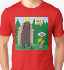 Problem Bears of Wisconsin Unisex T-Shirt