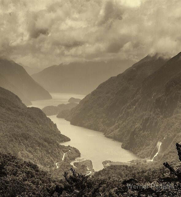 Fiordland (s) by Werner Padarin